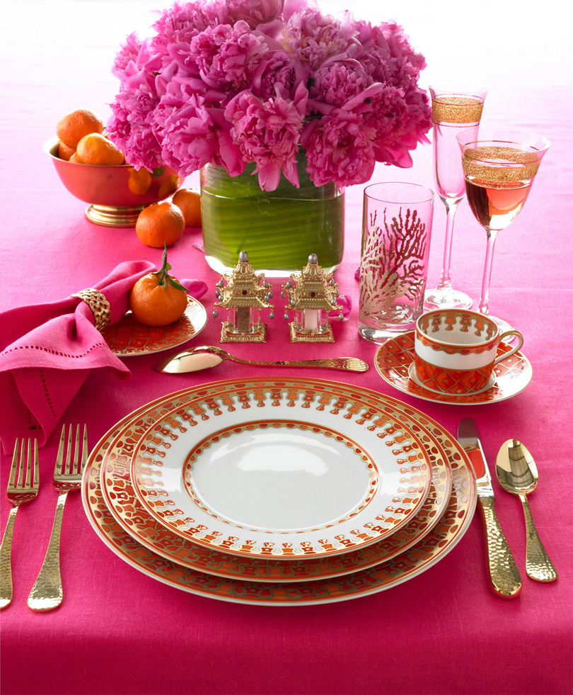 The Best Wedding Table Setting